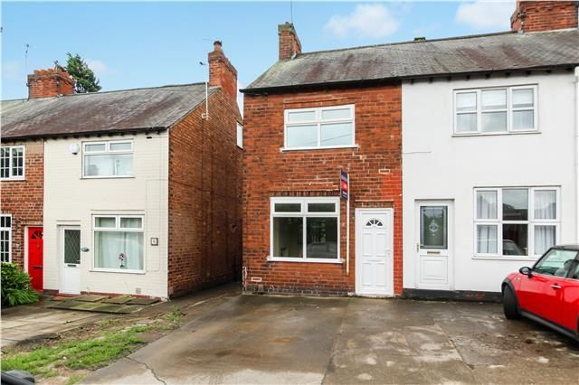 Thumbnail Terraced house to rent in The Waterway, Sandiacre