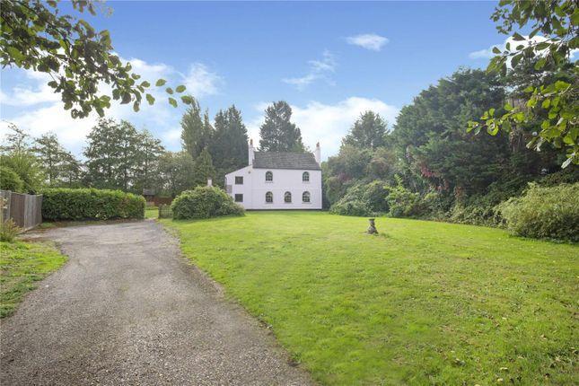 Thumbnail Detached house for sale in Copsem Lane, Esher, Surrey