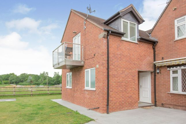 Thumbnail Semi-detached house to rent in Chelford Road, Somerford, Congleton, Cheshire