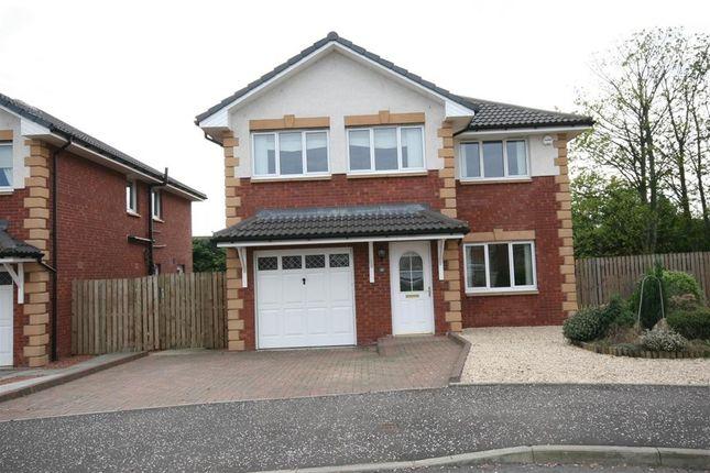 Thumbnail Detached house to rent in Highgrove Road, Braehead, Renfrew