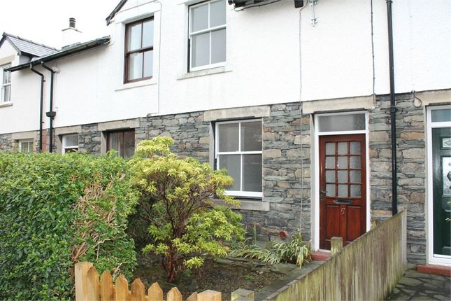 Thumbnail Terraced house to rent in Catherine Cottages, Keswick, Cumbria