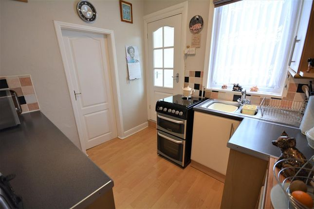 Kitchen of Howlish View, Coundon, Bishop Auckland DL14
