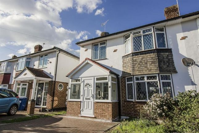 Thumbnail Semi-detached house for sale in Carter Close, Windsor
