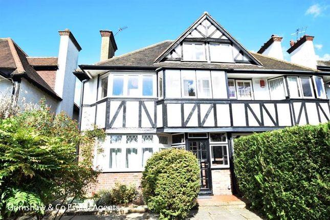 Thumbnail Property to rent in Vale Lane, Hanger Hill Garden Estate, West Acton, London