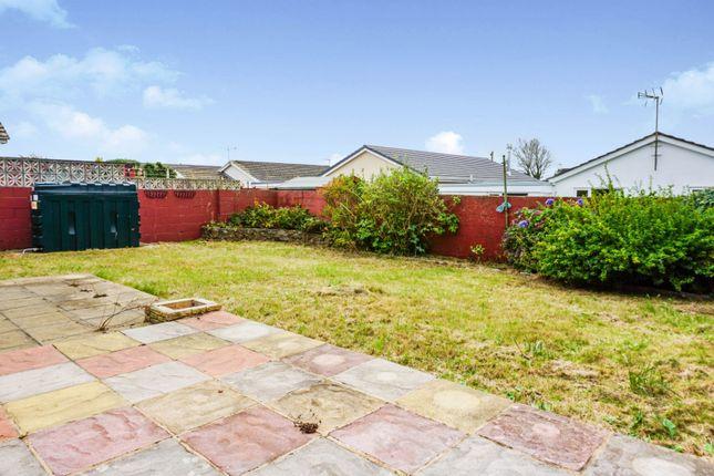 Rear Garden of St. Leonards Avenue, Crundale, Haverfordwest SA62