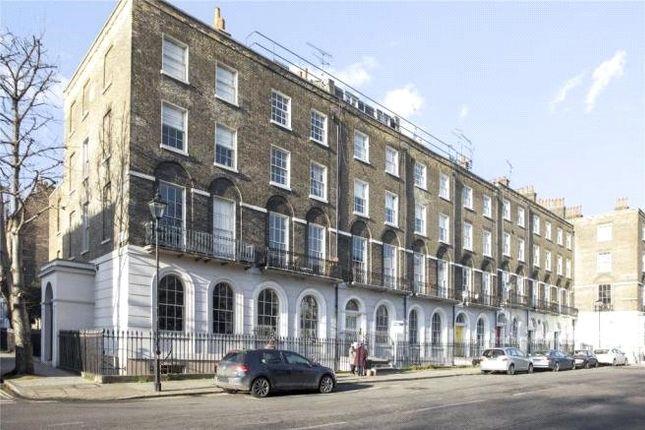 Thumbnail Flat to rent in Myddelton Square, Angel, Islington, London
