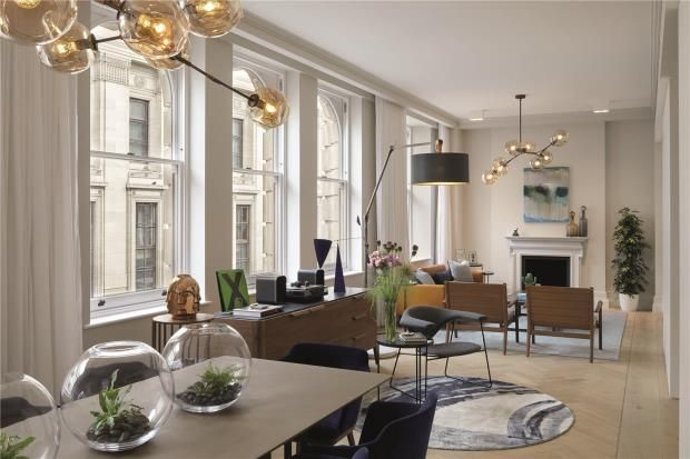 Thumbnail Flat for sale in Great Queen Street, Covent Garden