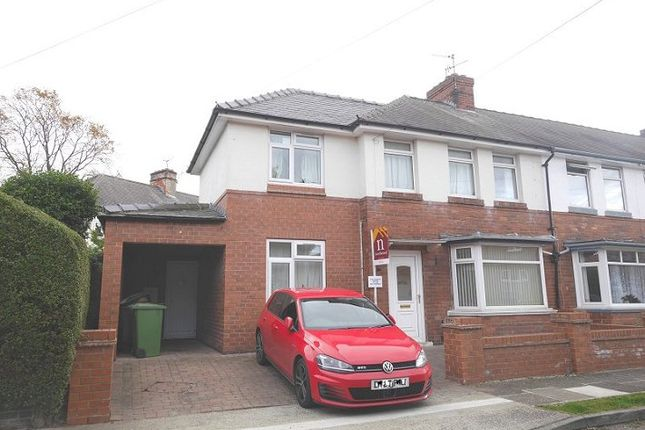 Thumbnail Semi-detached house to rent in Glen Avenue, York