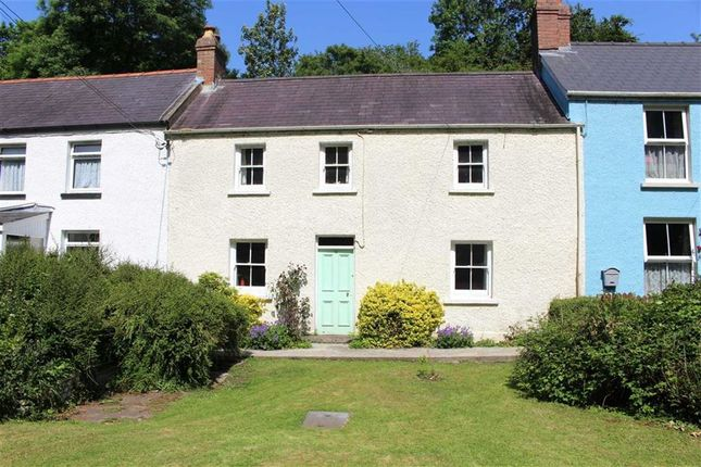 Thumbnail Cottage for sale in Havens Head, Milford Haven
