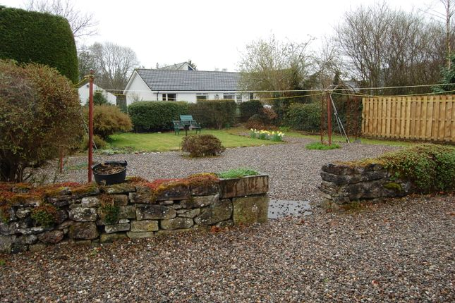 Thumbnail Detached house for sale in Golf Course Road, Blairgowrie