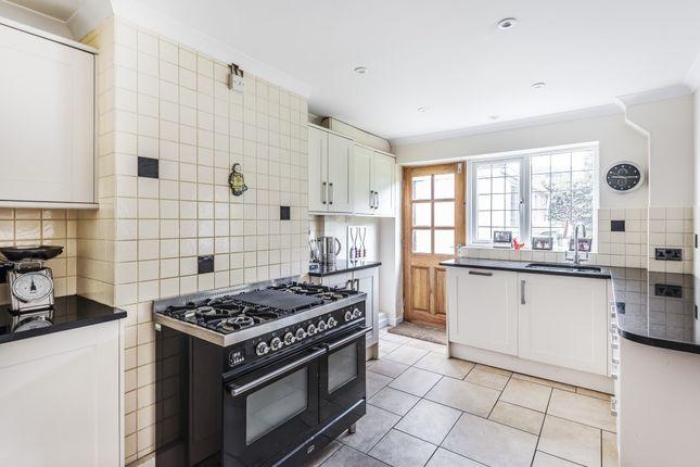 Kitchen of The Croft, Aston Tirrold OX11
