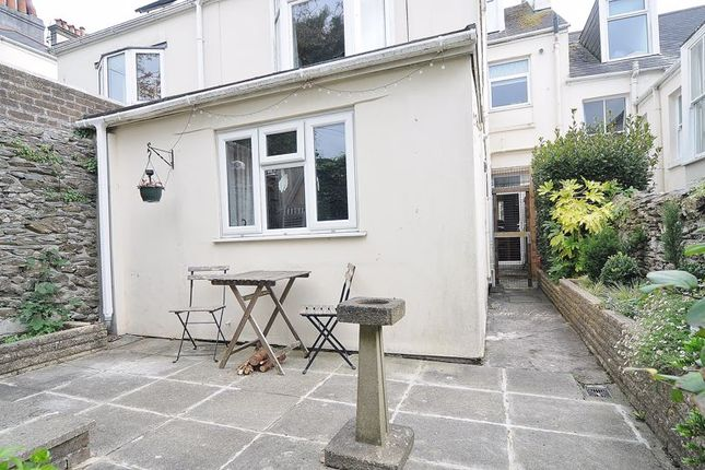Garden of Gleneagle Road, Mannamead, Plymouth PL3
