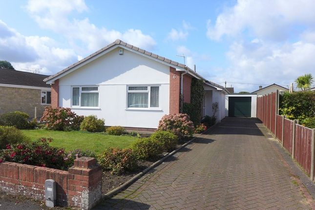 Thumbnail Detached bungalow for sale in Ryan Close, Ferndown