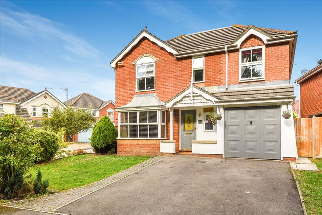 Thumbnail Detached house for sale in Wild Cherry Way, Knightwood Park, Chandlers Ford, Hampshire