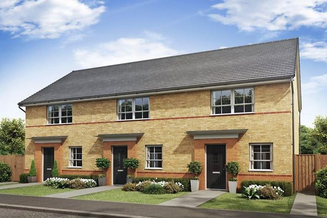 """Thumbnail Terraced house for sale in """"Barton"""" at Sutton Way, Whitby, Ellesmere Port"""