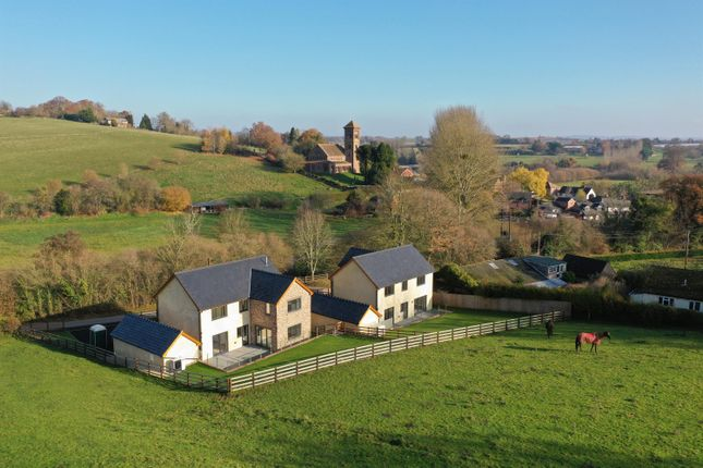 Thumbnail Detached house for sale in Oak House, Tresseck Mill Road, Hoarwithy