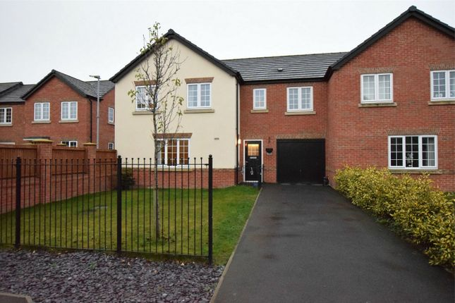 Thumbnail Semi-detached house for sale in Knitters Road, South Normanton, Alfreton, Derbyshire