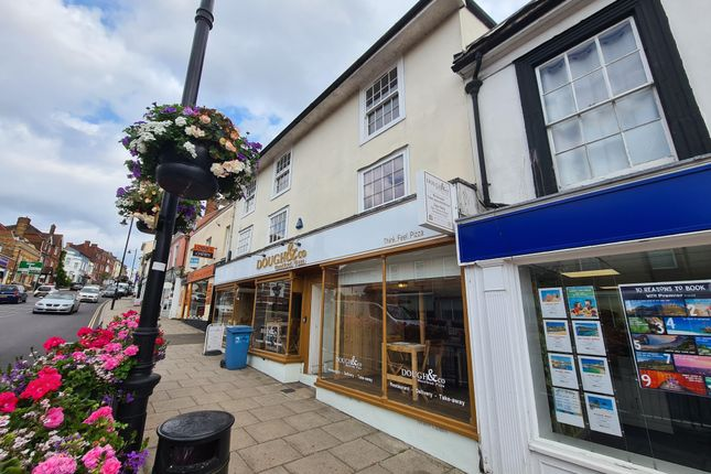 Thumbnail Flat to rent in High Street, Halstead