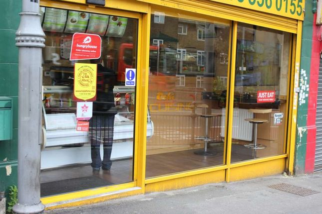 Thumbnail Restaurant/cafe for sale in Lea Bridge Road, London