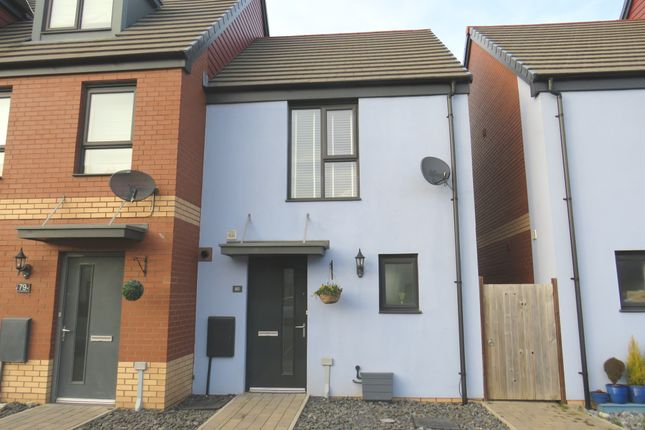 Thumbnail Terraced house for sale in Portland Drive, Barry, Barry