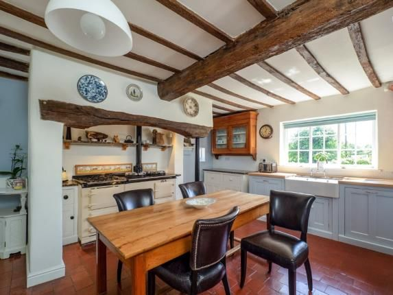 Kitchen of Wymeswold Road, Hoton, Loughborough, Leicestershire LE12