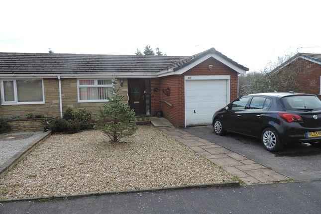 Thumbnail Semi-detached house for sale in Denbydale Way, Royton, Oldham
