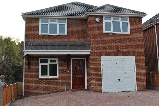 Thumbnail Detached house for sale in Eldons Drove, Lytchett Matravers, Poole