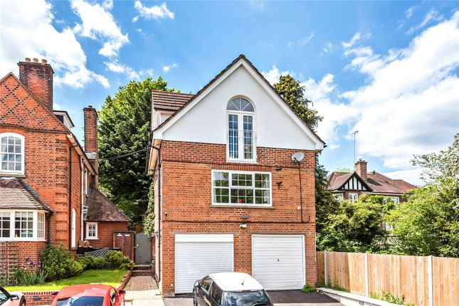 Thumbnail Detached house for sale in Vale Road, Bromley