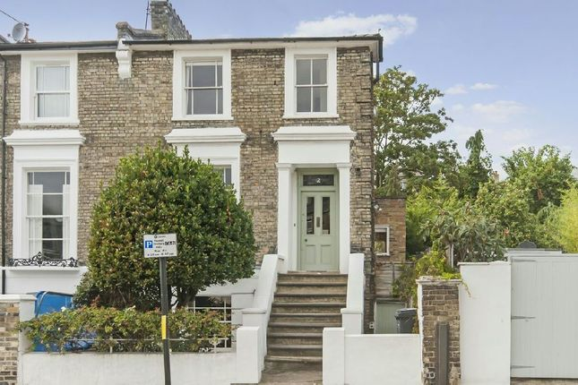 Thumbnail Semi-detached house for sale in St Pauls Crescent, Camden Square