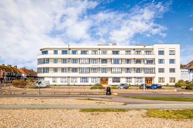 Thumbnail Flat to rent in Onslow Court, Brighton Road, Worthing