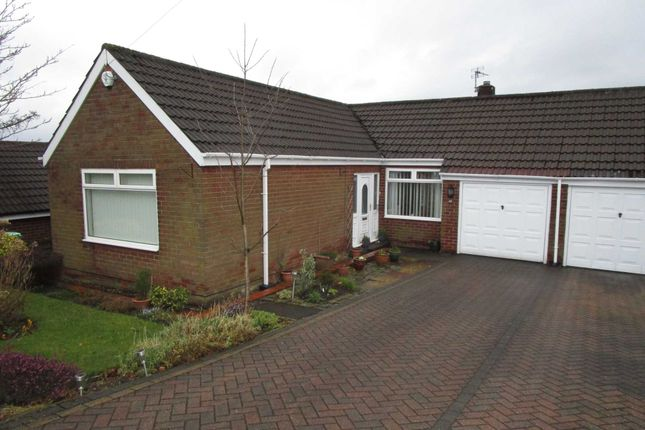 Thumbnail Link-detached house for sale in Netherhouse Road, High Crompton, Shaw