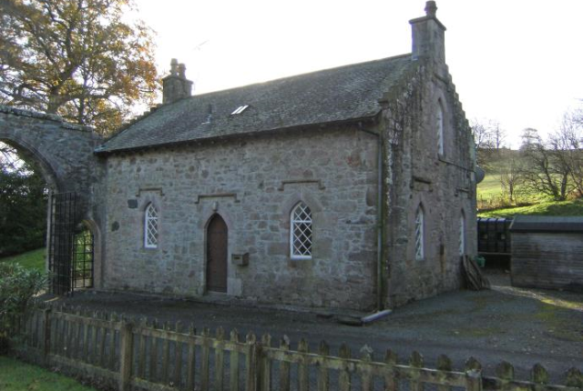 Thumbnail Detached house to rent in The Lodge, Barjarg Tower, Auldgirth