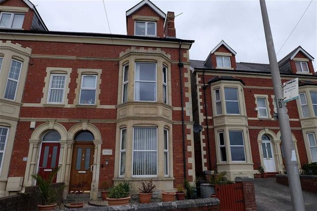 Thumbnail Semi-detached house for sale in Dock View Road, Barry, Vale Of Glamorgan