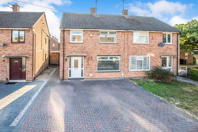Thumbnail Semi-detached house for sale in Falmouth Road, Alvaston, Derby, Derbyshire