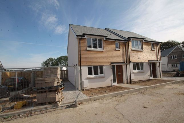 Thumbnail 3 bed property to rent in Ottor Way, Yelverton, Devon