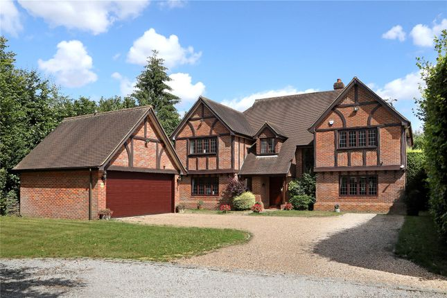 Thumbnail Detached house for sale in Gurney Close, Beaconsfield, Buckinghamshire