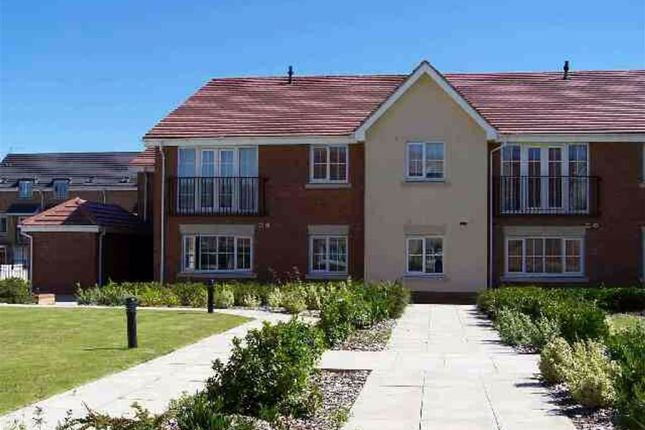 Thumbnail Flat to rent in Coleridge Way, Borehamwood, Herts
