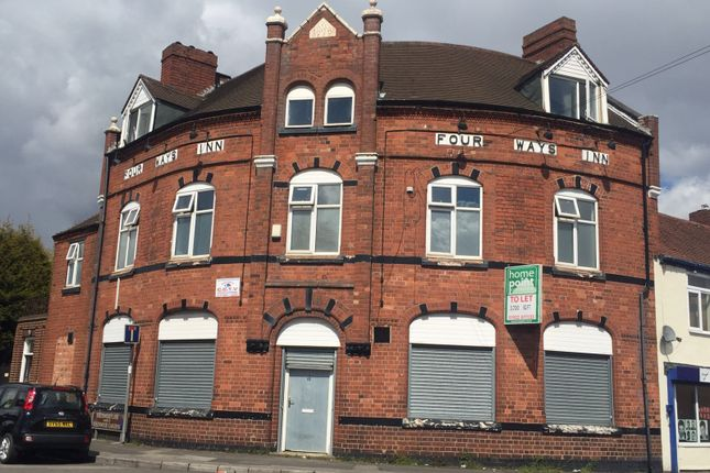 Thumbnail Flat to rent in Old Birchills Street, Walsall, West Midlands