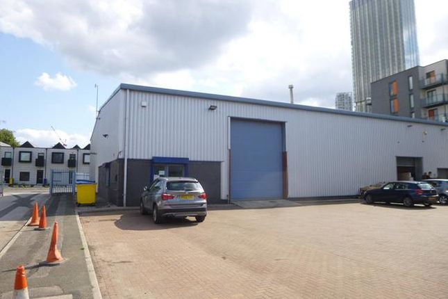 Thumbnail Light industrial to let in Springfield Business Centre, Unit 11, Springfield Lane, Salford, Greater Manchester