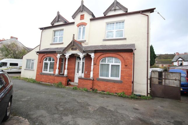 Thumbnail Detached house for sale in Conway Road, Mochdre, Colwyn Bay