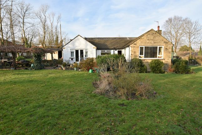 Thumbnail 3 bed detached bungalow for sale in Park Road, Chapel-En-Le-Frith, High Peak
