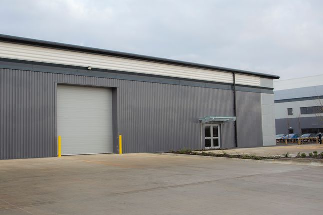 Thumbnail Industrial for sale in Unit 1, Omega Court, Centrix Business Park, Corby, Northants