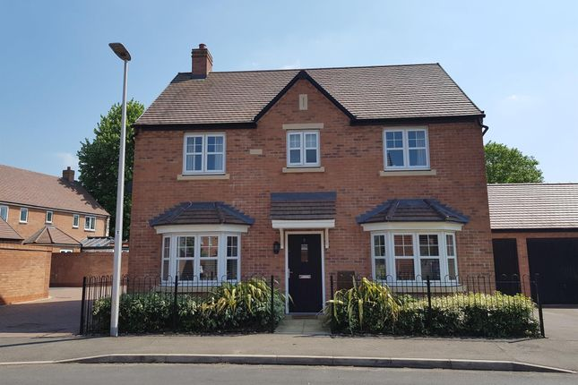 Thumbnail Detached house for sale in Chatham Road, Meon Vale, Stratford-Upon-Avon