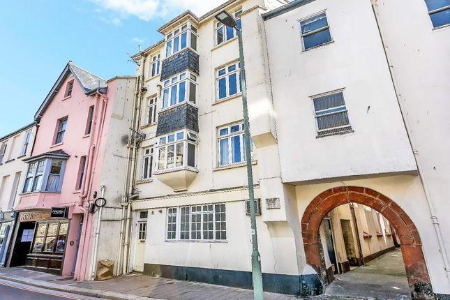 2 bed flat for sale in 6 Lower Street, Dartmouth, Devon TQ6