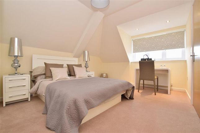 Thumbnail Terraced house for sale in Hillcrest Road, Marlpit Hill, Edenbridge, Kent