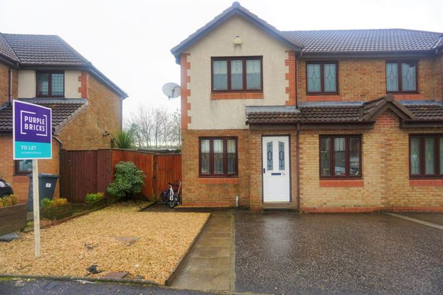Thumbnail Semi-detached house to rent in Ranfurly Drive, Glasgow