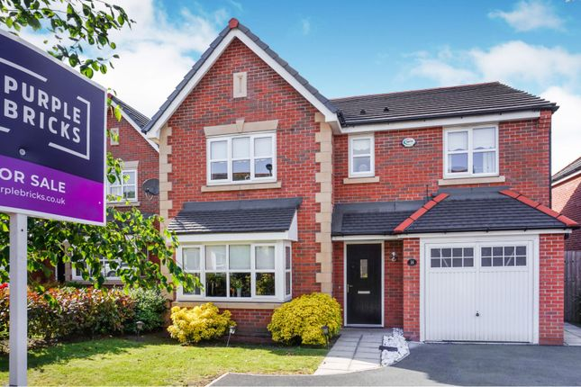 Thumbnail Detached house for sale in Casbah Close, Liverpool