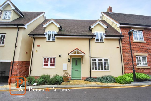 Thumbnail Semi-detached house for sale in Dame Mary Walk, Halstead