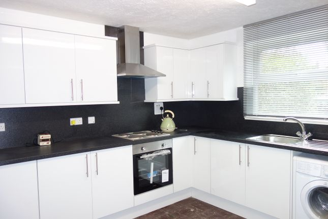 Thumbnail Terraced house to rent in Holwell Road, Welwyn Garden City