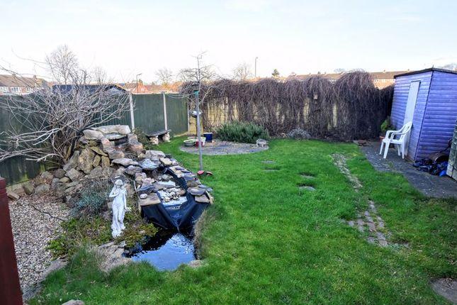 Rear Garden of Whaddon Way, Bletchley, Milton Keynes MK3